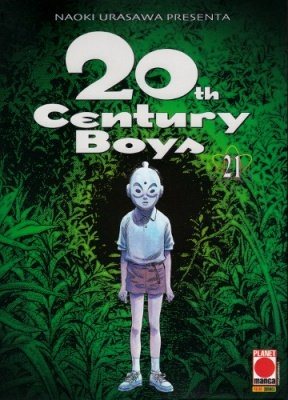 20TH CENTURY BOYS 21 PRIMA RISTAMPA