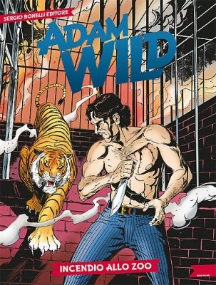 ADAM WILD 14 - INCENDIO ALLO ZOO