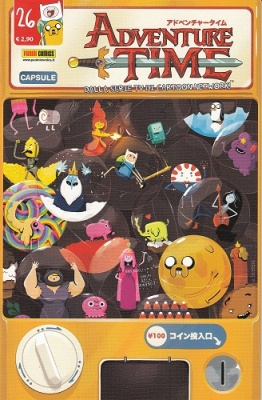 ADVENTURE TIME 26