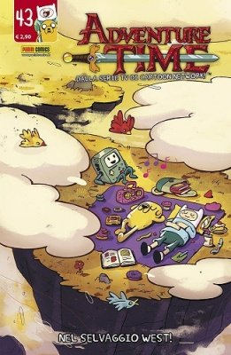 ADVENTURE TIME 43