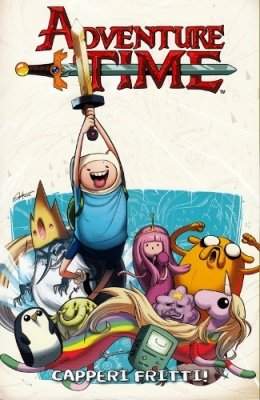 ADVENTURE TIME COLLECTION 3