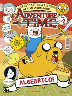 ADVENTURE TIME MAGAZINE 2