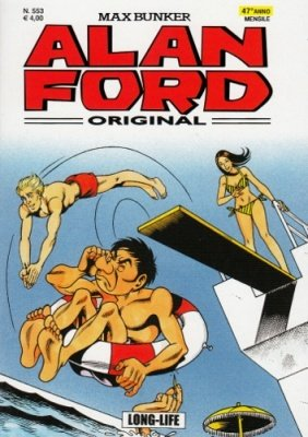ALAN FORD 553 - LONG-LIFE