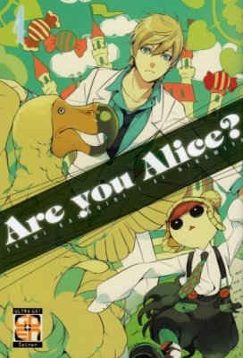 ARE YOU ALICE? 4