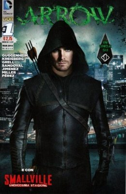 ARROW/SMALLVILLE 1