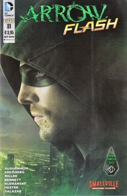 ARROW/SMALLVILLE 31