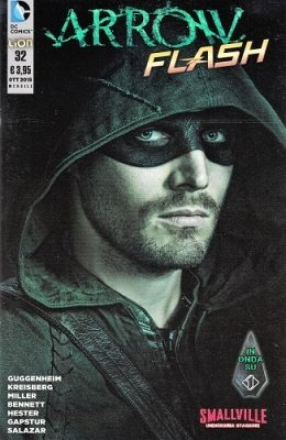 ARROW/SMALLVILLE 32