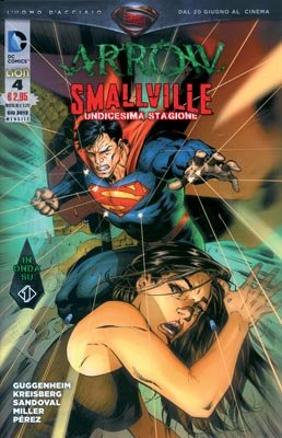 ARROW/SMALLVILLE 4