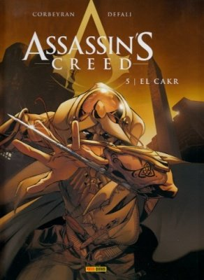 ASSASSIN'S CREED 5 EL CAKR