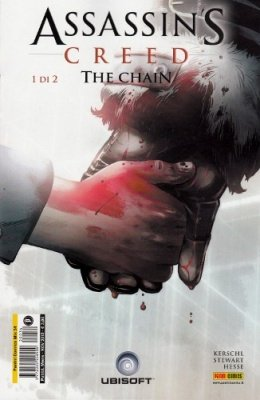 ASSASSIN'S CREED THE CHAIN 1 - PANINI COMICS MIX 34