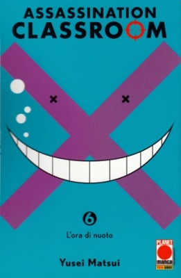 ASSASSINATION CLASSROOM 6 RISTAMPA