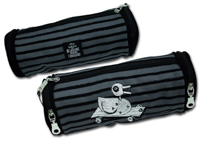 ASTUCCIO PORTAPENNE DUCK & STRIPES NIGHTMARE BEFORE CHRISTMAS