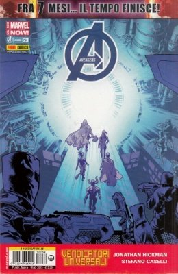 AVENGERS 38 - AVENGERS 23 ALL-NEW MARVEL NOW!