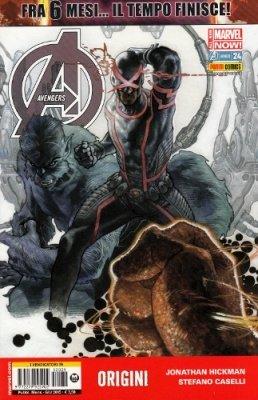 AVENGERS 39 - AVENGERS 24 ALL-NEW MARVEL NOW!