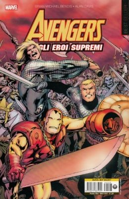 AVENGERS GLI EROI SUPREMI - MARVEL BEST SELLER 7