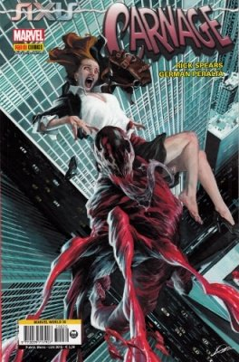 AXIS CARNAGE - MARVEL WORLD 30