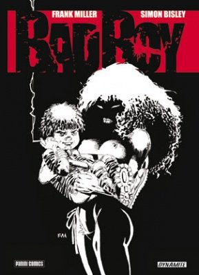 BAD BOY - CULT COMICS GRAPHIC NOVEL
