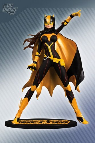 BATGIRL V.1 BLACK SUIT VARIANT AME-COMI ACTION FIGURE