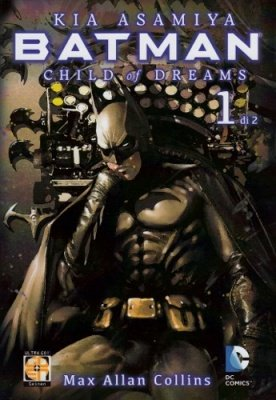 BATMAN CHILD OF DREAMS 1