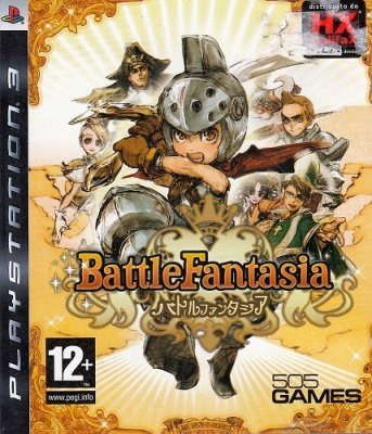 BATTLE FANTASIA PS3 USATO GARANTITO