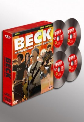BECK - MONGOLIAN CHOP SQUAD SERIE COMPLETA (4 DVD)