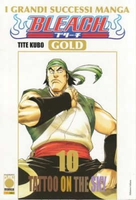 BLEACH GOLD 10
