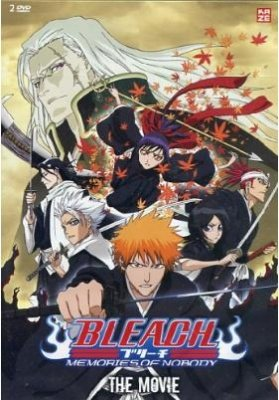 BLEACH MEMORIES OF NOBODY THE MOVIE DVD