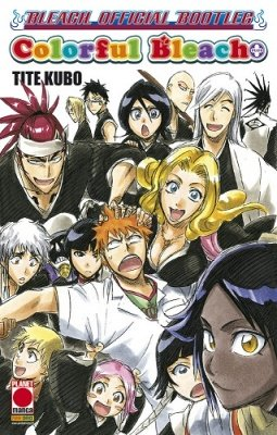 BLEACH OFFICIAL BOOTLEG