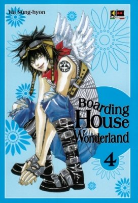 BOARDING HOUSE IN WONDERLAND 4