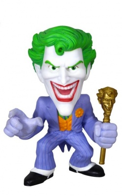 BOBBLE HEAD JOKER DC UNIVERSE FIGURE