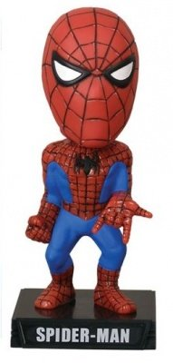 BOBBLE HEAD SPIDER-MAN MARVEL FIGURE