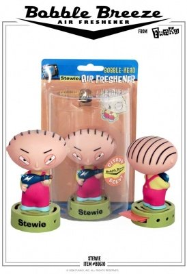 BOBBLE HEAD STEWIE I GRIFFIN FIGURE