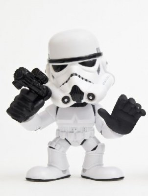 BOBBLE HEAD STORMTROOPER STAR WARS FIGURE