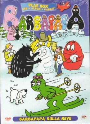 Barbapapa' #03 - Barbapapa' Sulla Neve - Play Box (Dvd+Album+Gadget)