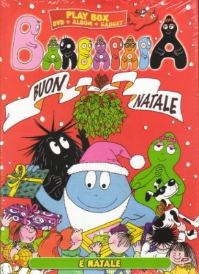 Barbapapa' #05 - E' Natale! - Play Box (Dvd+Album+Gadget)