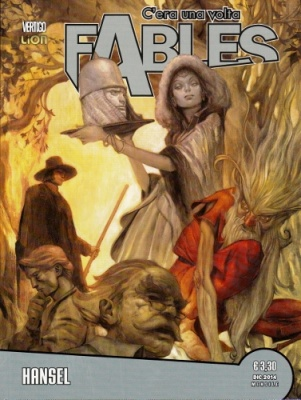 C'ERA UNA VOLTA FABLES 16 - HANSEL