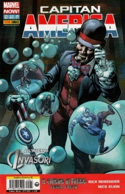 CAPITAN AMERICA 53 CAPITAN AMERICA 17 ALL NEW-MARVEL NOW!