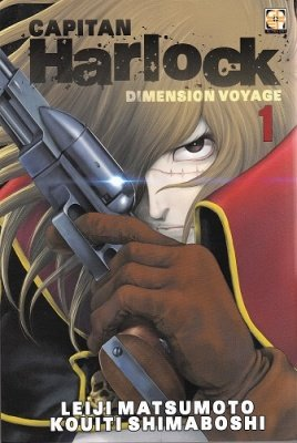 CAPITAN HARLOCK DIMENSION VOYAGE 1