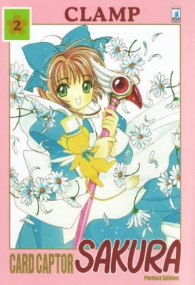 CARD CAPTOR SAKURA PERFECT EDITION 2