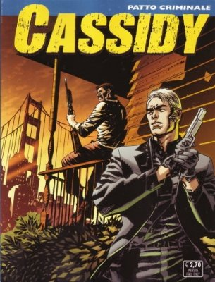 CASSIDY 7 - PATTO CRIMINALE