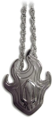 COLLANA CON CIONDOLO BLEACH HOLLOW