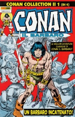 CONAN IL BARBARO COLLECTION II 1