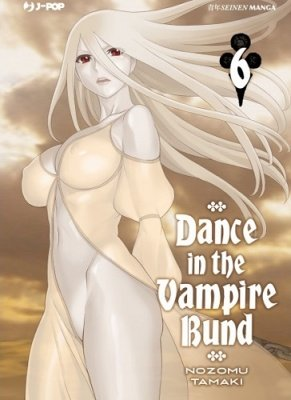 DANCE IN THE VAMPIRE BUND 6
