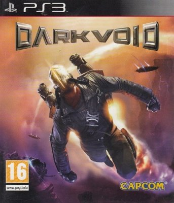 DARK VOID PS3 USATO GARANTITO