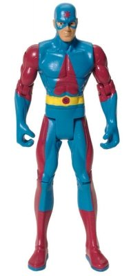 DC INFINITE HEROES CRISIS 1 THE ATOM ACTION FIGURE