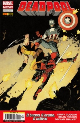 DEADPOOL 39 - DEADPOOL 8 MARVEL NOW!