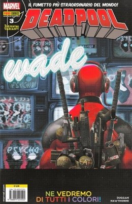 DEADPOOL 62 RISTAMPA - DEADPOOL 3