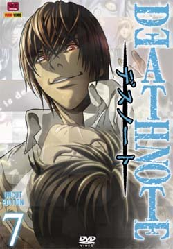 DEATH NOTE 7  - DVD