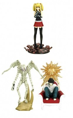 DEATH NOTE COLLECTIBLE MINI FIGURE VOL. 2