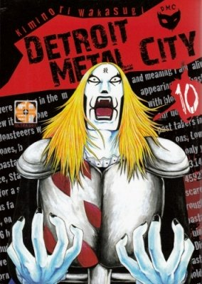 DETROIT METAL CITY 10